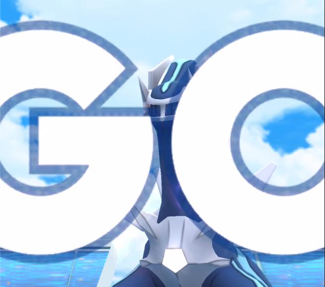 Go 固まる ポケモン