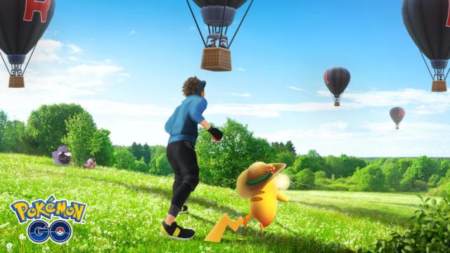 気球 クリフ ポケモン go